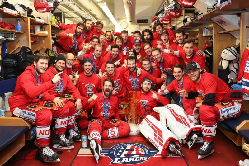 Photo hockey Suisse: RAPPI IS BACK - Suisse - Divers