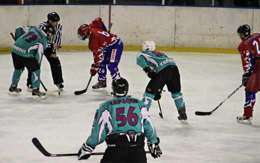 Photo hockey TFL : Un week end bien rempli pour le CLA - Hockey Loisir