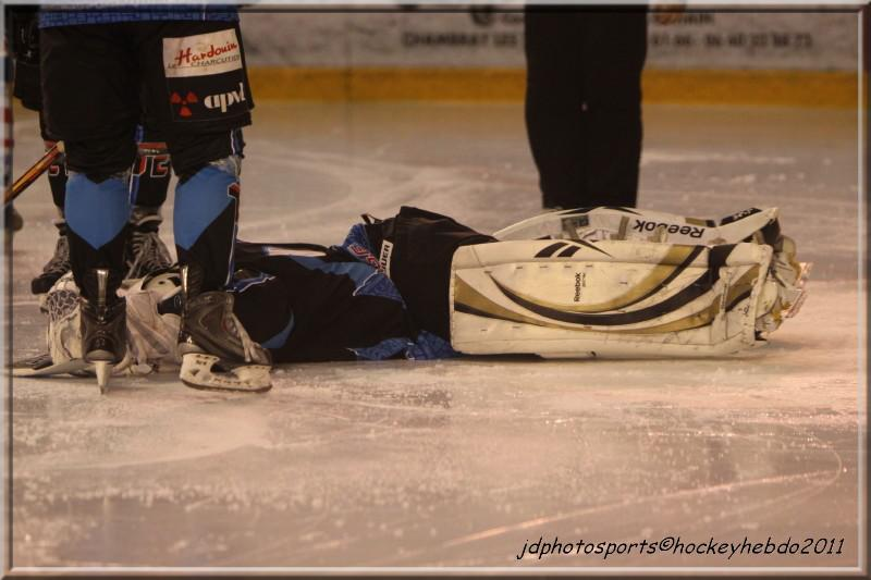 Photo hockey album D3 - Carré Final Tours 2011 - Come Back