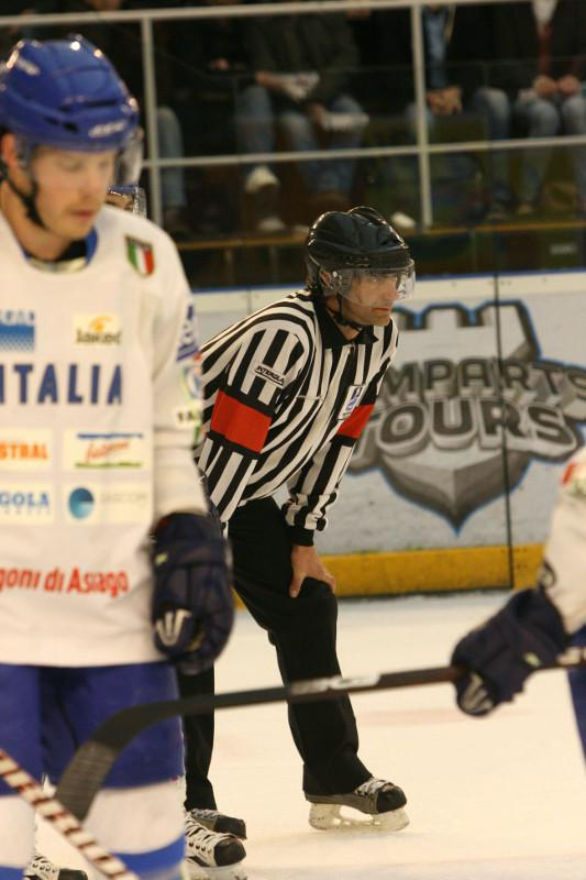 Photo hockey album EDF - France VS Italie (Tours) par Gaëtan Boucheret