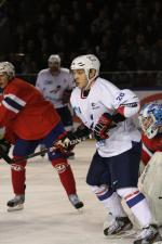 Photo hockey album EDF - France VS Norvège (Lyon)
