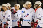 Photo hockey album EDF - France VS Norvège (Lyon) par Yannick Martin