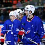 Photo hockey album EDF:france-suisse(à grenoble)