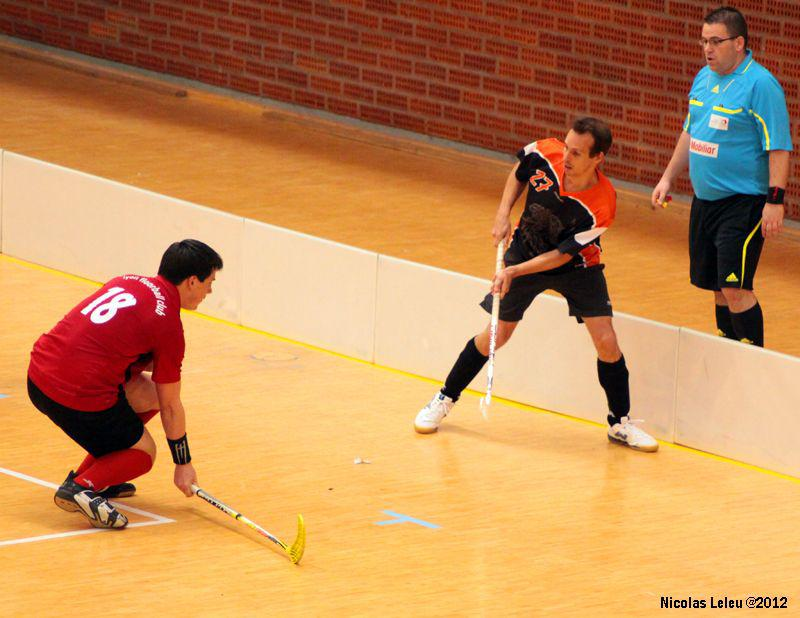 Photo hockey album Floorball - Playoffs 2012