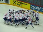 Photo hockey album Mondial 12 - Belarus VS France