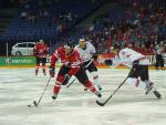 Photo hockey album Mondial 12 - Canada VS Suisse