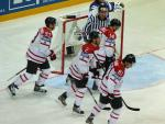Photo hockey album Mondial 12 - France VS Canada