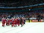 Photo hockey album Mondial 12 - Russie VS Slovaquie - Finale