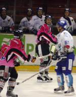 Photo hockey match Amiens  - Dijon  le 28/02/2009