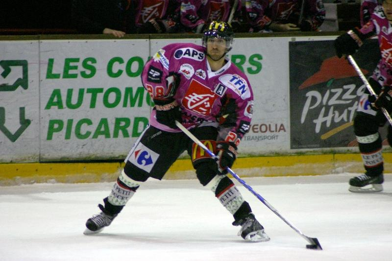 Photo hockey match Amiens  - Gap