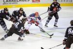 Photo hockey match Amiens  - Grenoble  le 18/11/2016