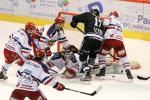 Photo hockey match Amiens  - Grenoble  le 05/03/2017