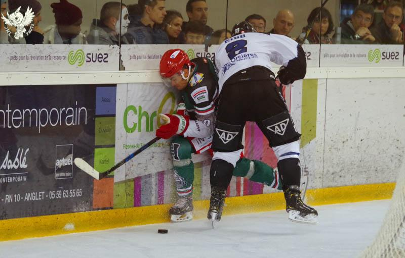 Photo hockey match Anglet - Gap