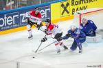 Photo hockey match Austria - France le 05/05/2015