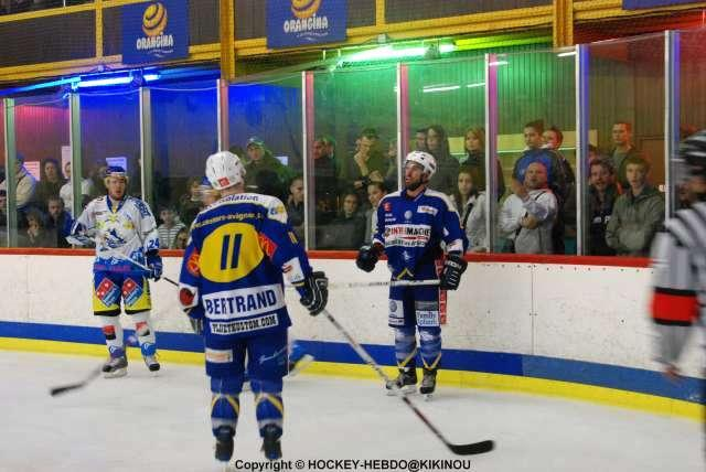 Photo hockey match Avignon - Gap