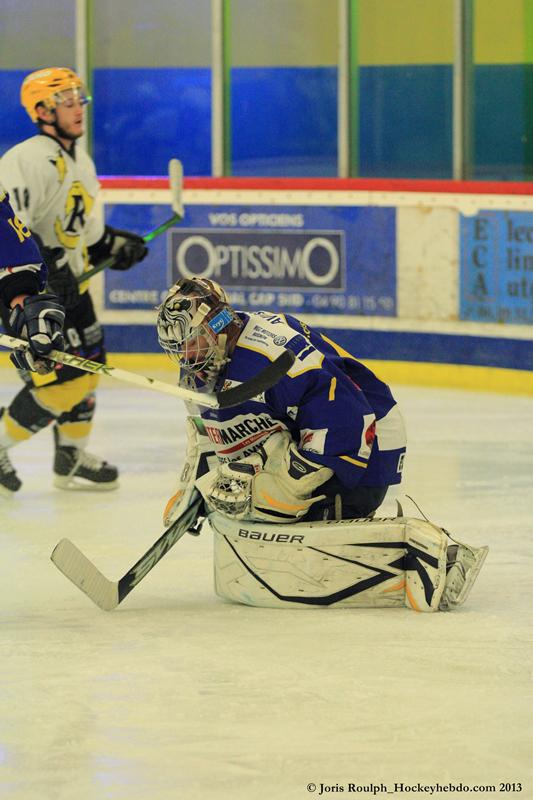 Photo hockey match Avignon - Roanne