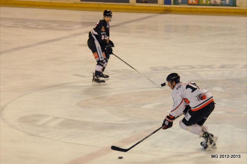 Photo hockey match Bordeaux - Toulouse-Blagnac