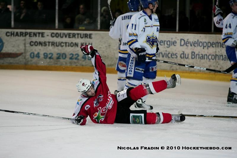 Photo hockey match Briançon  - Villard-de-Lans