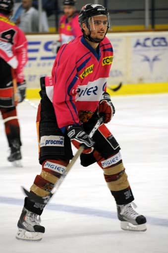 Photo hockey match Caen  - Bordeaux
