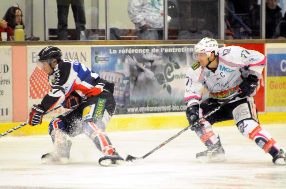 Photo hockey match Caen  - Epinal