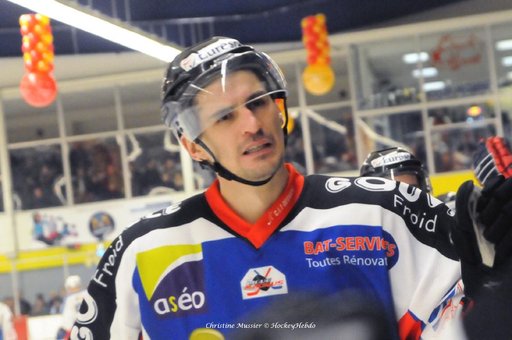 Photo hockey match Caen  - Gap