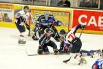 Photo hockey match Caen  - Nice le 07/11/2009