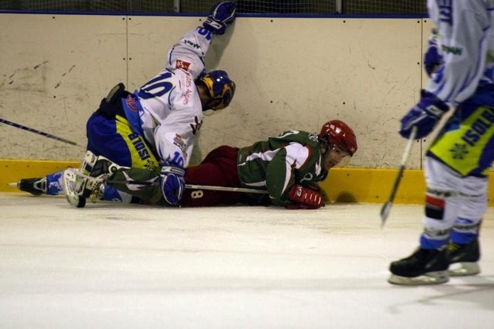Photo hockey match Cergy-Pontoise - Gap