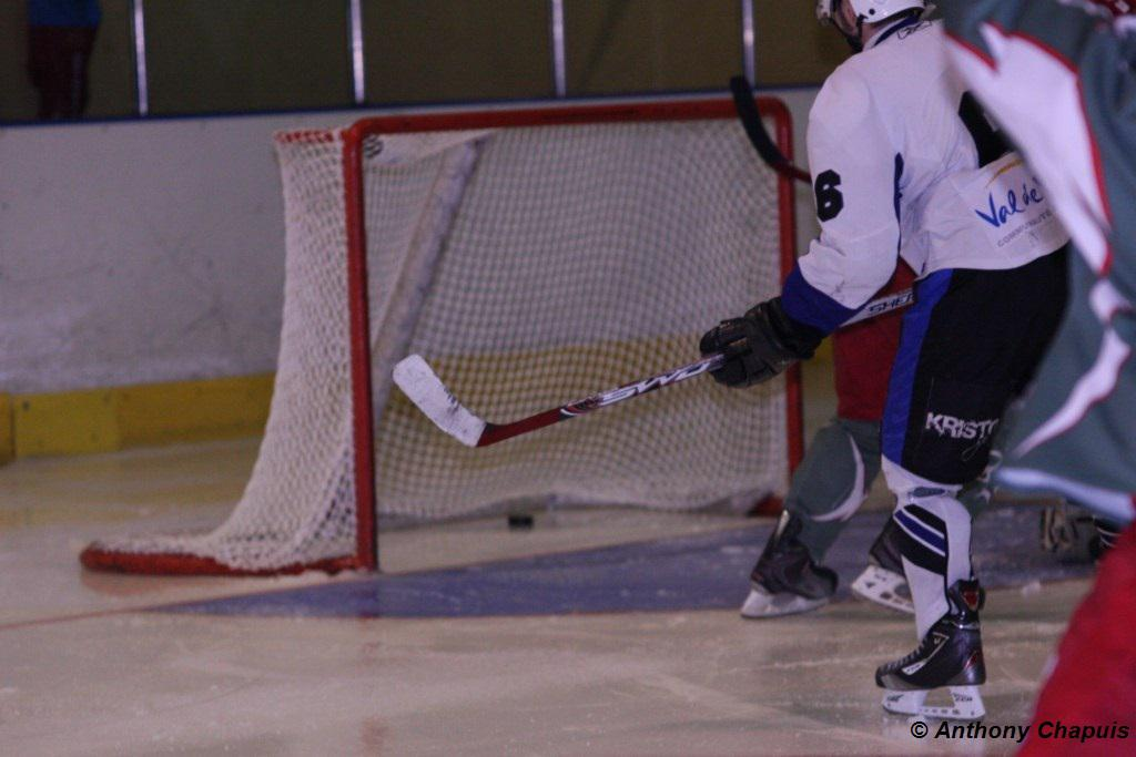 Photo hockey match Cergy-Pontoise - Garges lès Gonesses