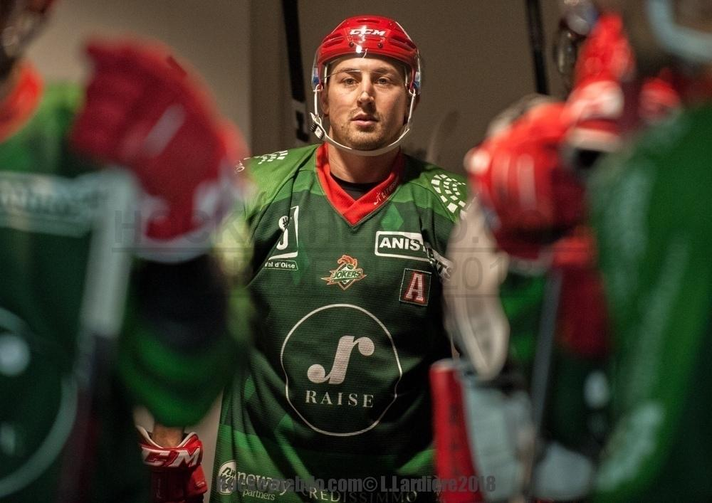 Photo hockey match Cergy-Pontoise - Marseille