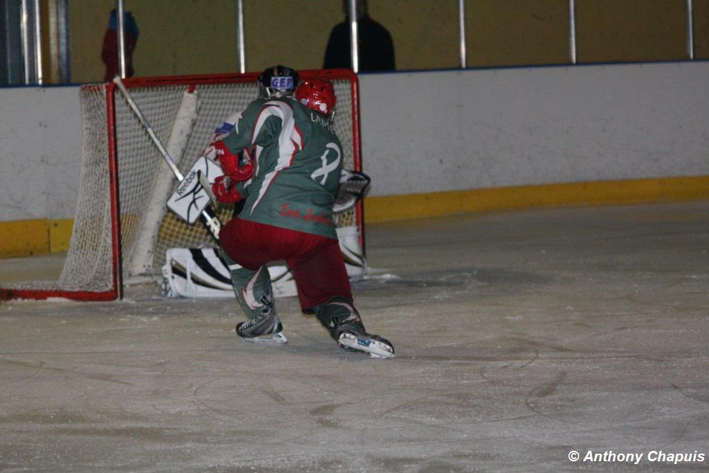 Photo hockey match Cergy-Pontoise - Nice