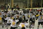Photo hockey match Chamonix  - Morzine-Avoriaz le 05/03/2011