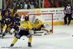Photo hockey match Chamonix  - Rouen le 04/03/2014
