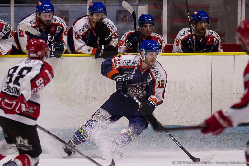 Photo hockey match Clermont-Ferrand - Annecy