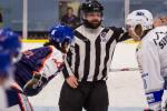 Photo hockey match Clermont-Ferrand - Courchevel-Méribel-Pralognan le 29/09/2018