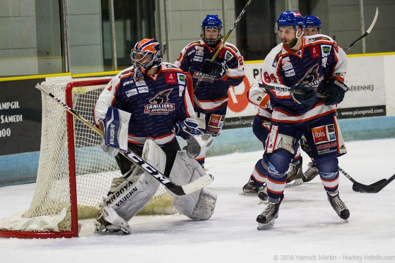 Photo hockey match Clermont-Ferrand - Toulouse-Blagnac
