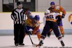 Photo hockey match Clermont-Ferrand II - Montpellier  le 31/10/2015