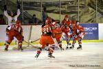 Photo hockey match Courbevoie  - Dunkerque le 30/01/2016