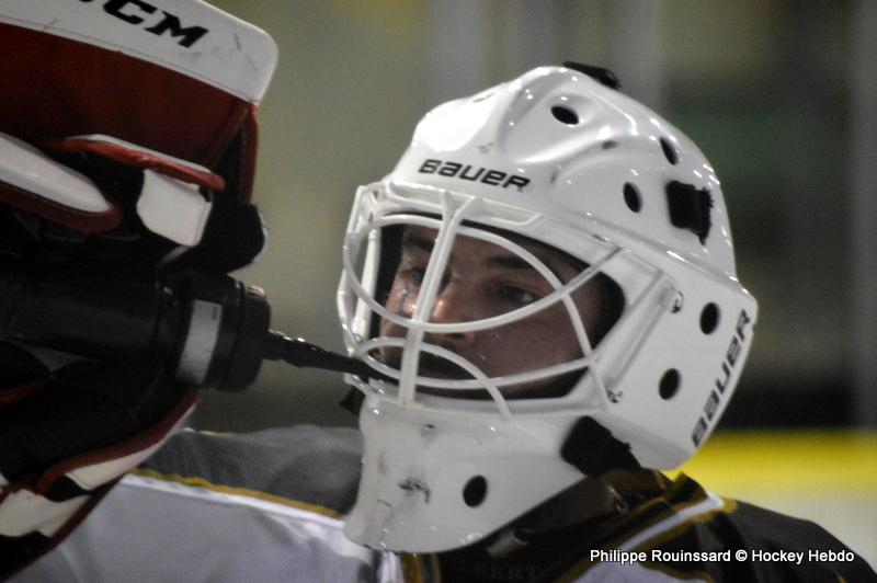 Photo hockey match Dijon  - Dammarie-les-Lys