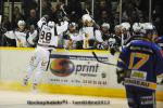Photo hockey match Dijon  - Grenoble  le 13/03/2012