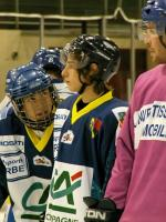 Photo hockey match Dijon  - Villard-de-Lans le 15/11/2008