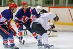 Photo hockey match Evry  - Toulouse-Blagnac le 05/10/2013