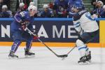 Photo hockey match France - Finland le 14/05/2016