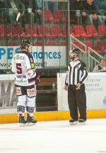 Photo hockey match Gap  - Amiens  le 19/09/2015