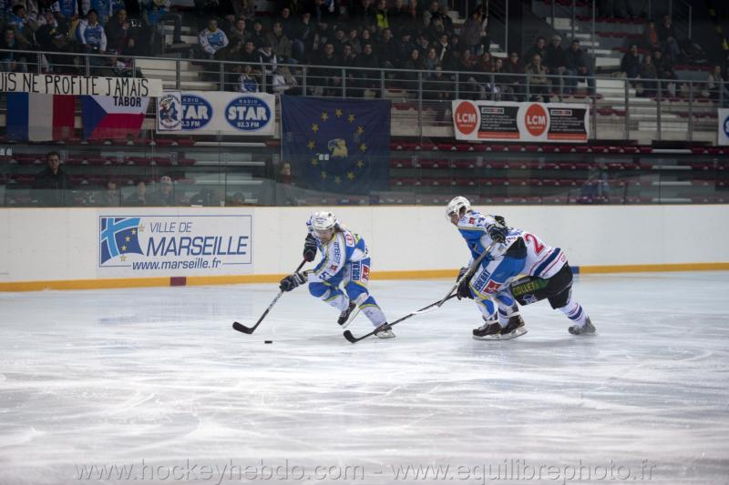Photo hockey match Gap  - Caen