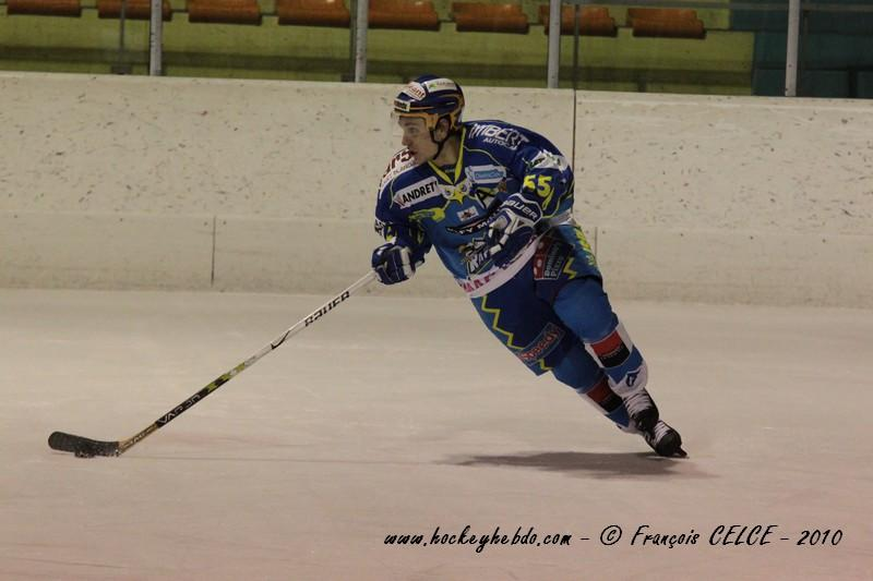 Photo hockey match Gap  - Morzine-Avoriaz