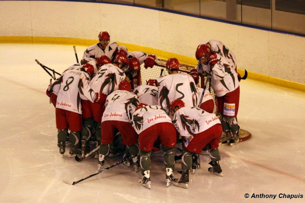 Photo hockey match Garges lès Gonesses - Cergy-Pontoise