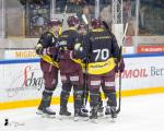 Photo hockey match Genève - Bienne le 06/12/2019