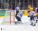 Photo hockey match Genève - Fribourg le 22/11/2019