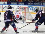 Photo hockey match Grenoble  - Amiens  le 21/01/2014