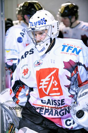 Photo hockey match Grenoble  - Amiens